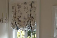 Curtain ideas / by Natalya Hoak