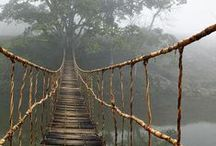 Bridges / Bridges of the world. Pins by author & architect Maia Gilman. www.maiakumarigilman.com / by Maia Gilman