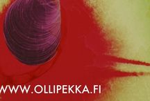 Art with iPad / My experiments with iPad with graphics, photography, drawing and digital painting.  #ollipekka
