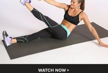 Fun Exercise Programs / by Ginette Huot
