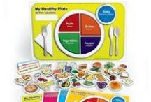 Health & Nutrition / Products to help teach children the importance of a healthy lifestyle.