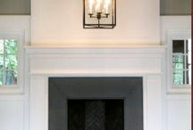 home design // fireplaces