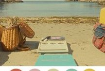 Colorful Color Palettes / Color palettes | Colorful Color Palettes | Color palette ideas for weddings | All the colors...