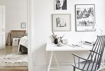 Office Inspiration / Spaces I could work in