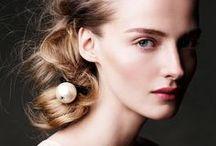 Hair / #hairstyle #editorialhair #braided #wave #hairtexture / by Veronica Gledhill