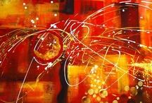 My Art / Mis cuadros y pinturas