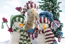 Knit/Crochet Holiday / by Shannon Carter
