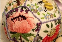 Fiber Art I Like / Sewing, embroidery, wool felting and other delicious handwork