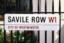 Saville Row / Men Style all over the world