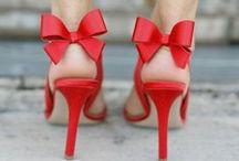 Red & Ready / by Catherine Garnett