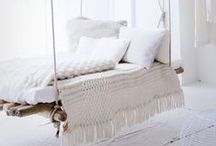 ♥ Bedroom interiors