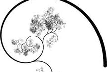 Fractals, Golden Ratio and Sacred Geometry / Fractals, Sacred Geometry