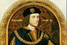 Richard III / People are starting to find out Richard III was not the evil monster the Tudors made him out to be.  March 15, 2015 his remains will be buried with all the ceremony a king deserves. / by Liz Burnside