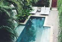 H O M E / The interior and exterior musings of what I'd love to live in, on my way there.. never quite.