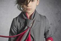 Style starts young / stylish clothes put together in a stylish way