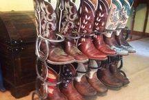 boots / by Catherine Garnett