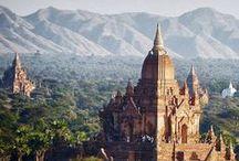 Azië 2016/2017 / Thailand, Laos, Cambodja, Myanmar & Indonesia - Travel inspiration