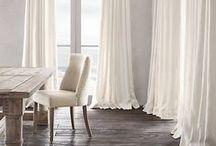 Textil Hogar / Complementos textiles para decorar tu casa. Cestos de lino, pongotodos de lino, cortinas para el salón, cojines... en nuestra tienda online www.cosasdecasa.tienda