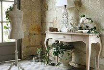 Muebles Vintage / Muebles auxiliares de madera de estilo Vintage. http://www.cosasdecasa.tienda/21-muebles
