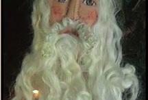 Santa / by Janet Ross