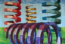 QUILTS BY OTHERS / Gorgeous quilts made by other quilters.  / by Diane Kuck