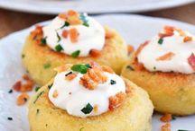 | Food: Mini Bites | / No feasting. Just a quick pleasure.