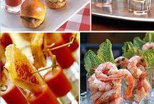 Food: Appetizers / by reJoyce