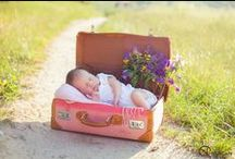 My work ~ newborn & children photography / a collection of images on newborn and children photography by Olga Vuscan