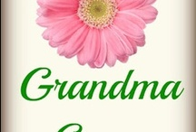 GRANDS / Things to make for and with my wonderful grandchildren.  / by Rebecca Seehusen