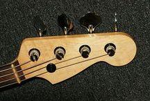 Bass guitars & accessoires