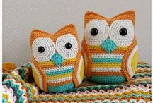 Matawi's Crea's / Amigurumi's made by me and Owls made and designed by me! You can find my creations on my blog; http://matawies-creas.blogspot.nl/