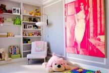 kids rooms / by Catie Szabo