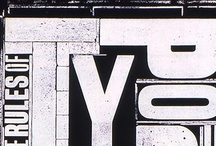 ★ Typography ★ / will be just words until you bring them to life...
