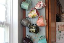 Organized / by Michelle Galinis Sypult