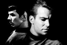 ~Star Trek~ / by Erin Hvegholm