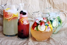 Beverages / by Whitney Vrska