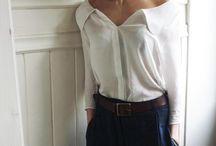 | Style: Chic & Casual | / Ideas for outfits of the office
