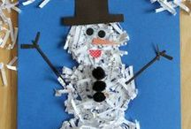Paper Crafts / Some fun and useful ideas for both plain and shredded paper.