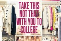 College Bound / by Kate Muenz