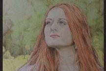 RDS-art redhead drawings / Redheads in art
