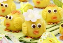 Easter weekend makes and bakes / Enjoy the extra long weekend by creating your own Easter treats in the kitchen, whether it's a scrumptious cake for everyone to enjoy or a gift for someone special…
