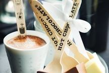 Chocolate Day / Mmmm everyday should be chocolate day! Here are some fab chocolate drinks.....