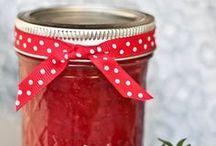 Homemade jam / Make your own jam for special gift ideas......