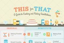 ! Food-infography & Clever ideas !