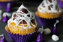 Halloween recipes / Halloween is coming and we can't wait! Get some ghoulish ideas  with these fun themed recipes.