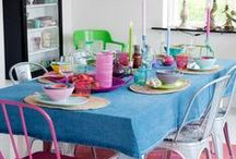 Delightful dining rooms / Check out these delightful dining rooms!