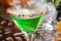 Halloween Cocktails / Enjoy Halloween with a tipple or two!