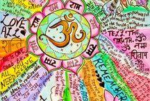 Spiritual Art & Mandalas / by reJoyce