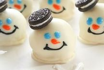 Christmas desserts / Spoil yourself rotten with these delicious Christmas desserts!