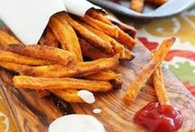 International Chip week / Enjoy your favourite style of chips this week with these yummy recipes! We have also thrown in a few healthy options too!